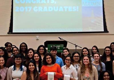 UNT Emerald Eagle Scholars