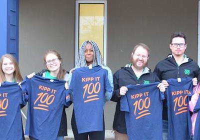UNT Housing and KIPP Truth Academy
