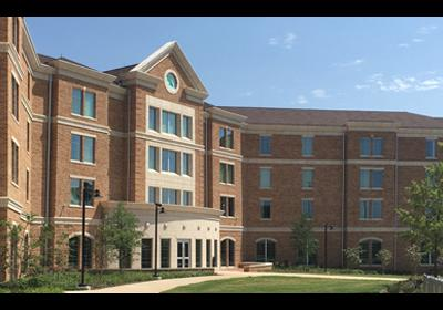 UNT Rawlins Hall