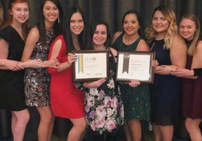 Greek Life AFLV Award