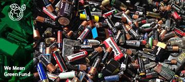 Residence Hall Battery Recycling