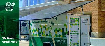 Solar Generator for Events