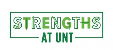 strengths at unt logo