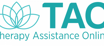 Therapy Assistance Online TAO logo