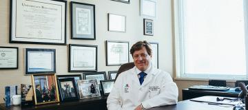 Medical Professional Smiling