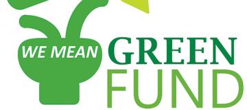green light bulb logo