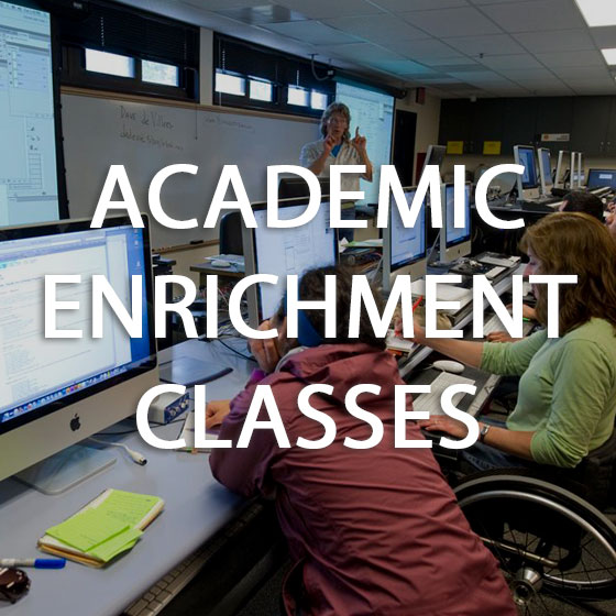 Academic Enrichment Classes
