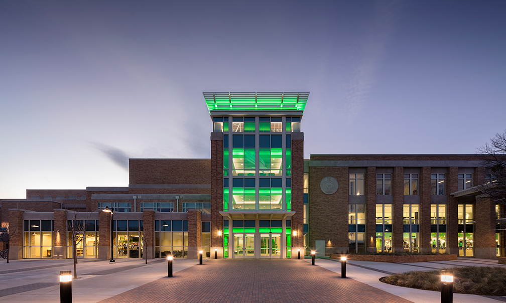 image of the unt university union