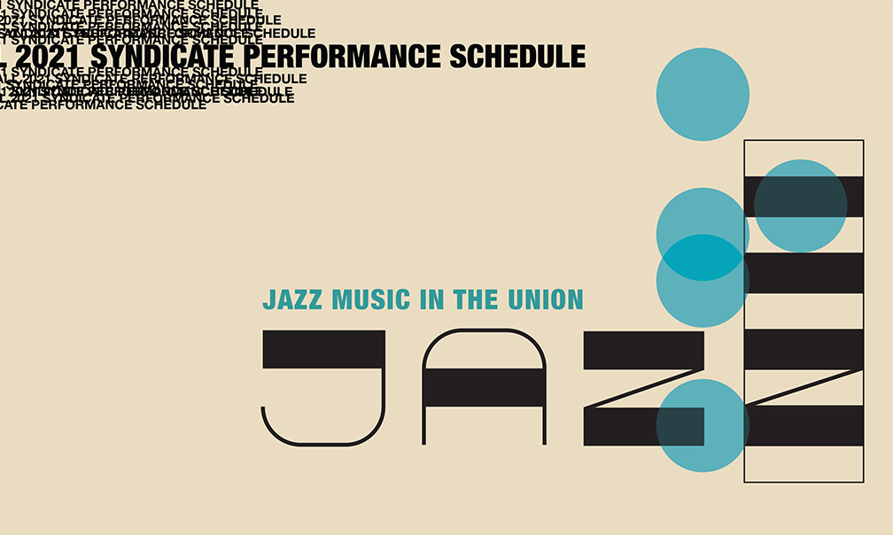 image of jazz in the union banner